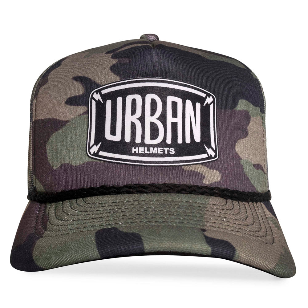 "Urban ""Cammo"" Trucker Hat"