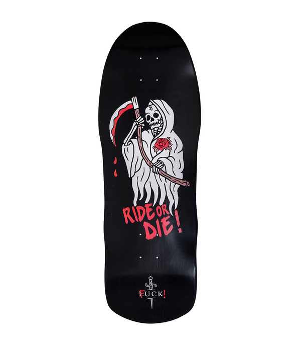 Urban Ride or Die Old School Deck 9.6