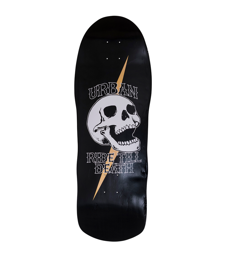 Urban Ride Till Death Old School Deck 9.6