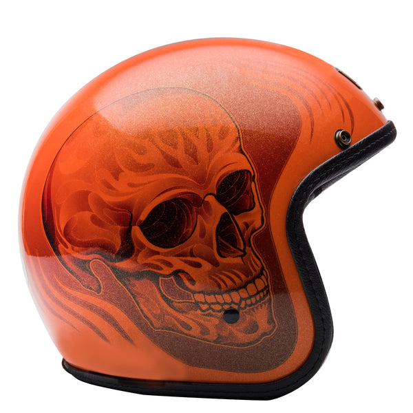 "Urban Tracer ""Tucci"" Orange Skull"