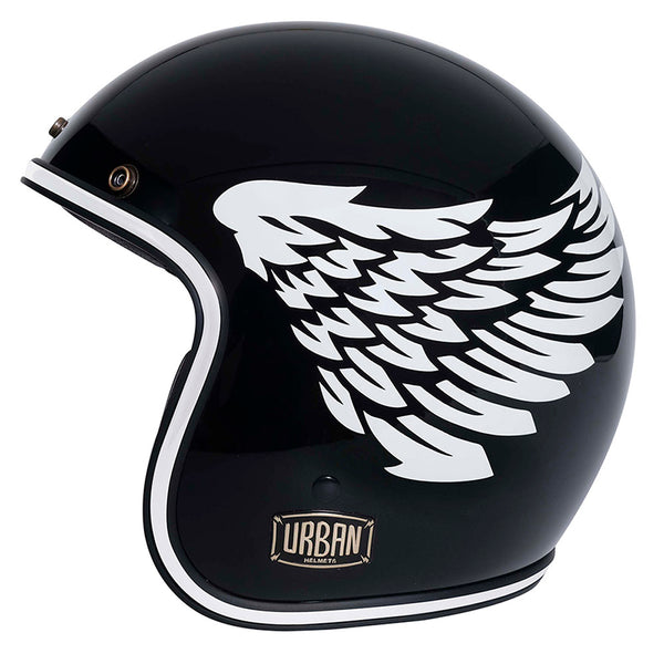 Urban Tracer Black Wings
