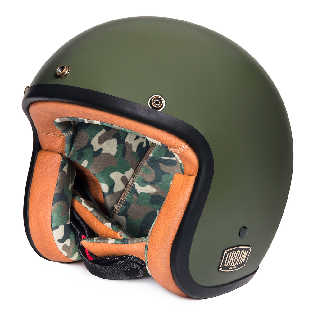 Urban Tracer Matte Army Green
