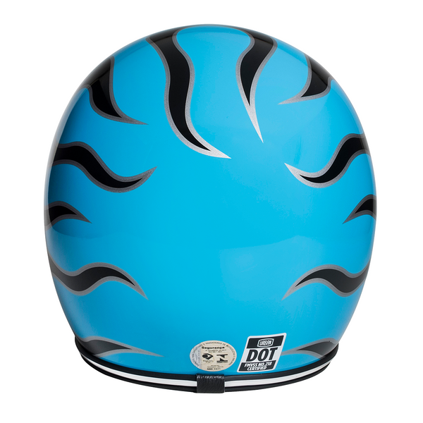 Urban Tracer Blue Flames