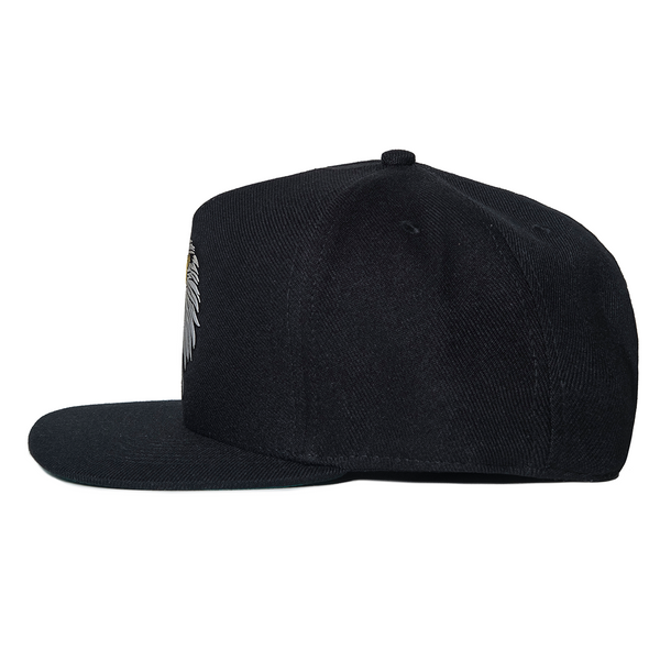 Urban Eagle Snapback Hat