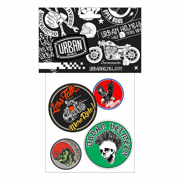 URBAN PINBACK BUTTON PACK #1