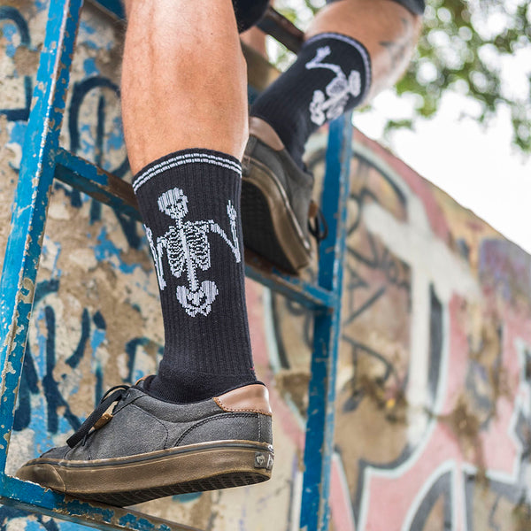 Urban Skull Socks