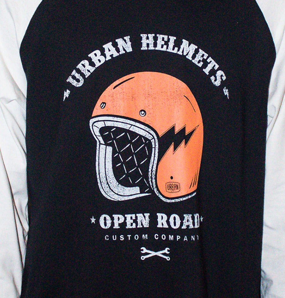 Urban Raglan Open Road