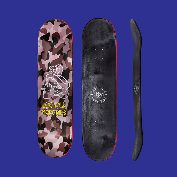 Urban The Judge Camo 7.8