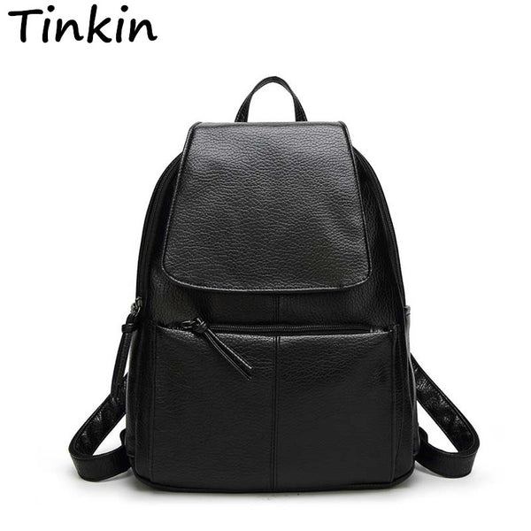 Tinkin Most Backpack New Arrival Vintage Women Shoulder Bag