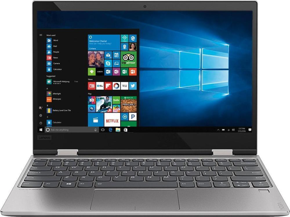 "Lenovo Yoga 720 12.5"" FHD Intel Core i3 Convertible Laptop"