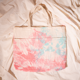 ICONIC HAND PAINTED TOTE BAG