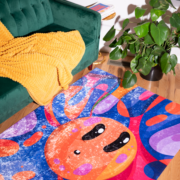 HIGH HOPES RUG (PRE-ORDER)