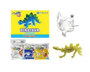 Stegosaurus Clay Modelling Kit