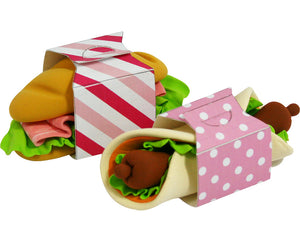 Snack Air Dry Clay Modelling Kit