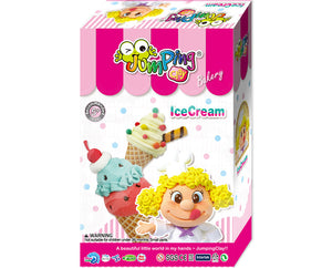 Ice Cream Air Dry Clay Modelling Kit
