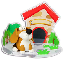 Load image into Gallery viewer, Beagle Puppy Clay Modelling Kit