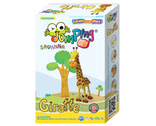 Load image into Gallery viewer, Giraffe Clay Modelling Kit