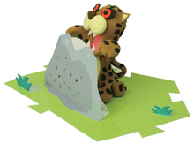 Load image into Gallery viewer, Cheetah Clay Modelling Kit