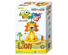 Load image into Gallery viewer, Lion Clay Modelling Kit