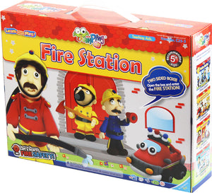 JumpingCity Fire Station
