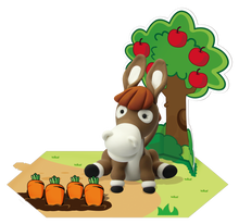 Load image into Gallery viewer, Donkey Clay Modelling Kit