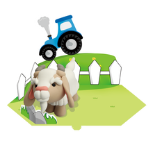 Load image into Gallery viewer, Goat Clay Modelling Kit