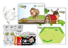 Load image into Gallery viewer, Sheep Clay Modelling Kit