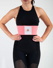 Load image into Gallery viewer, Fitness workout waist belt