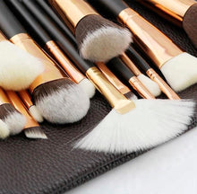 Load image into Gallery viewer, Makeup brush kit