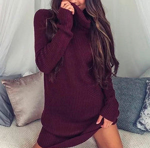 Giselle sweater dress