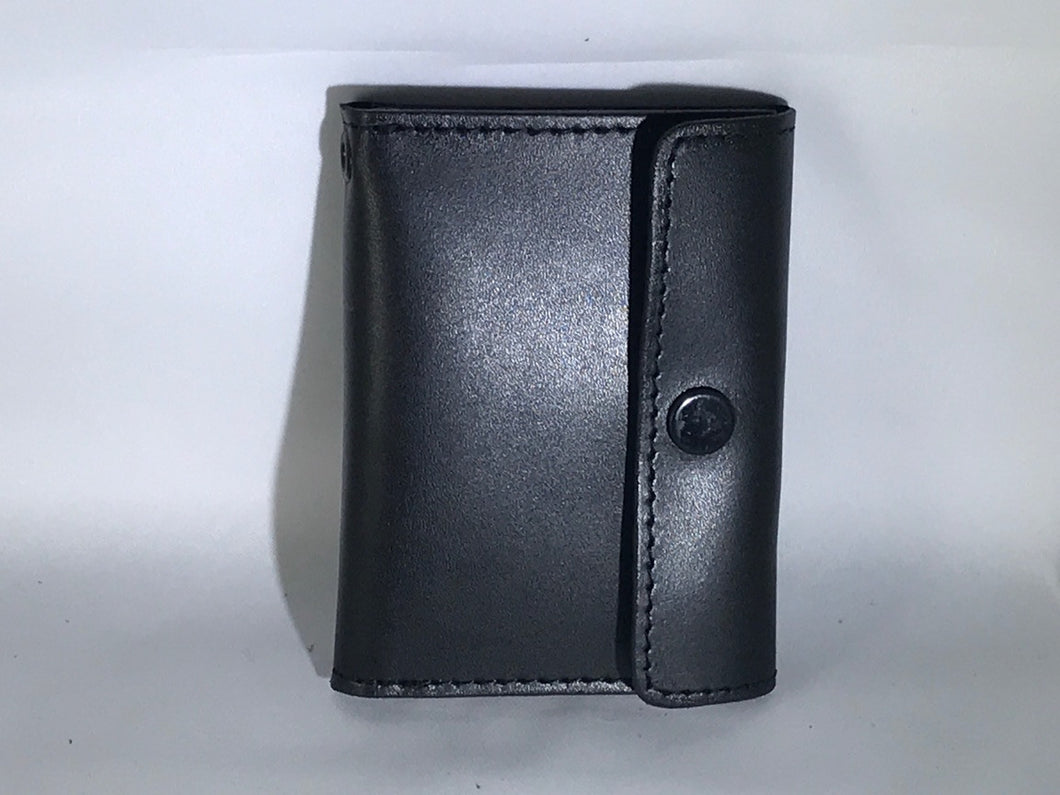 New York City Police Officer Shield  Cut-Out /& ID Card Snap Wallet