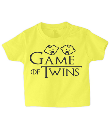 Game of Twins Baby & Toddler T-Shirt