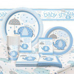 Elephants Boy Combination Party 8 Pack