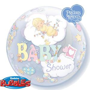 Precious Moments Baby Shower Bubble Balloon - 22