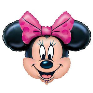 Minnie Mouse Shape Balloon - 28