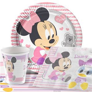 Baby Minnie Party Pack - Value Pack for 8