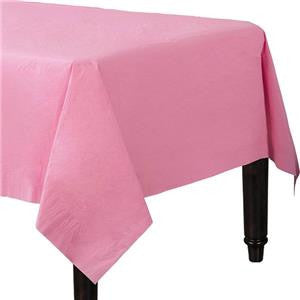 Pink Tablecover - Paper - 90cm x 90cm