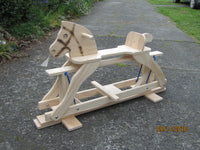 Rocking Horse - Traditional Style