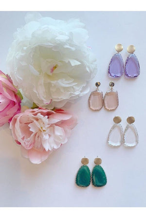 Afia Earring - Earring - The TLB Boutique - The TLB Boutique