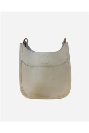 Ahdorned Petite Vegan Leather Messenger Bag - Messenger Bag - Ahdorned - The TLB Boutique