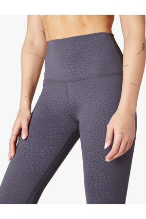 Beyond Yoga Caught In The Midi High Waisted Legging in Feline Jacquard - Athletic Legging - Beyond Yoga - The TLB Boutique
