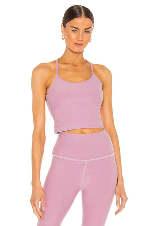 Beyond Yoga Spacedye Slim Racerback Cropped TankCropped Tank