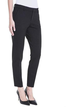 Kelsey Knit Trouser In Black - Trouser - Liverpool - The TLB Boutique