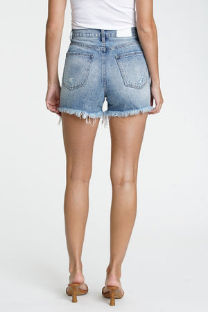 Maeve Super High Rise Cut Off - Dolores Parkshorts