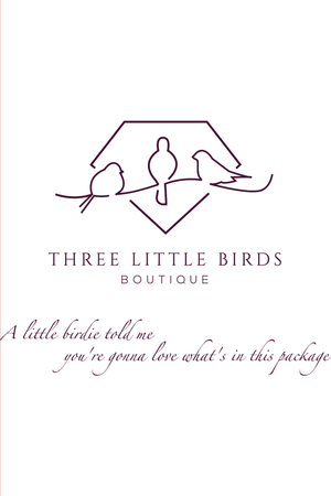 Three Little Birds Giftcard - giftcard - The TLB Boutique - The TLB Boutique