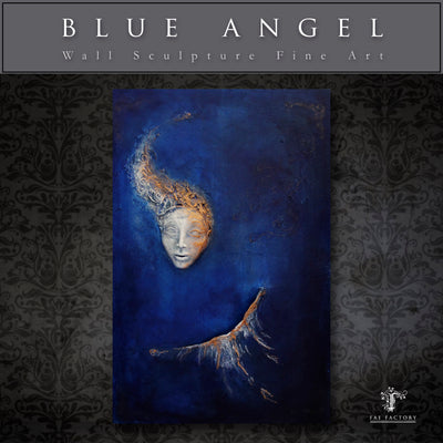 """Blue Angel"" by Dr Franky Dolan"