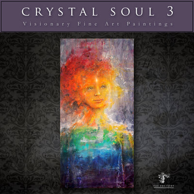 """Crystal Soul #3"" by Dr Franky Dolan"