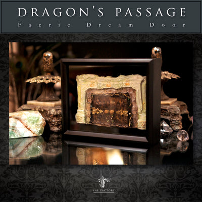 """DRAGON'S PASSAGE"" by Dr Franky Dolan"