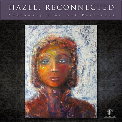 """Hazel, Reconnected"" by Dr Franky Dolan"