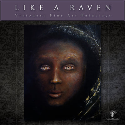 """Like A Raven"" by Dr Franky Dolan"